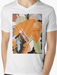 ghost seraphin Mens V-Neck T-Shirt
