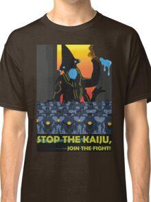 Stop The Kaiju Classic T-Shirt
