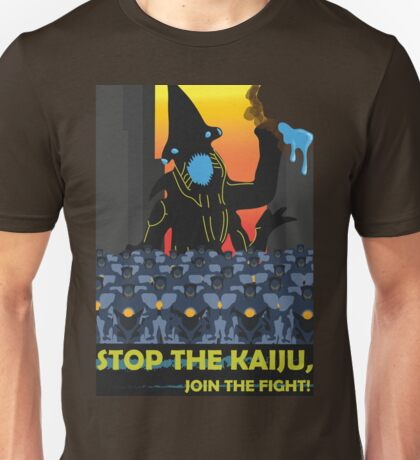 Stop The Kaiju Unisex T-Shirt