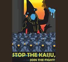 Stop The Kaiju Unisex T-Shirt