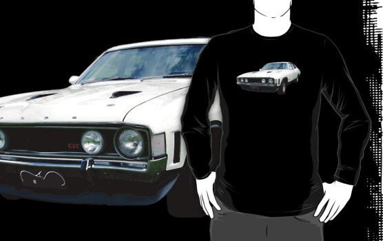 XA Ford Falcon GT  by Ferenghi