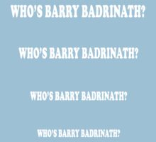 Who's Barry Badrinath? Kids Clothes