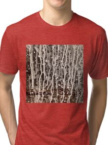 Paint drips Tri-blend T-Shirt