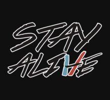 Twenty One Pilots Stay Alive by Jacob Cornell