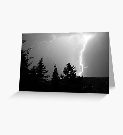 light it up! Greeting Card
