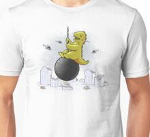 Wrecking ball Unisex T-Shirt