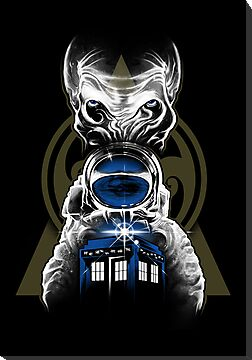 The Impossible Astronaut - Doctor Who by Vincent Carrozza