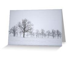Sentinels Greeting Card