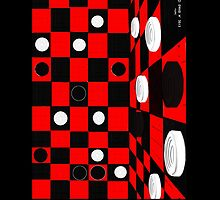 3D Checkers by Nornberg77