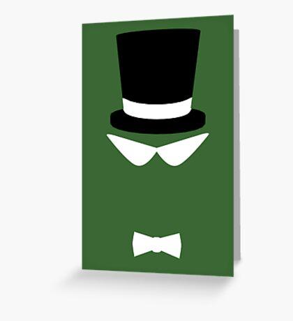 Tuxedo Mask  Greeting Card