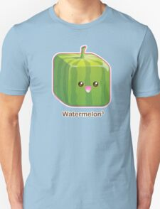 Cute Square Watermelon Unisex T-Shirt