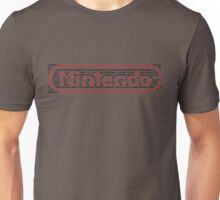 Nintendo Games Logo Unisex T-Shirt