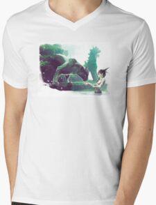 Kachina Mens V-Neck T-Shirt
