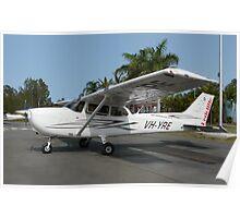 Cessna 172 S Skyhawk SP Poster