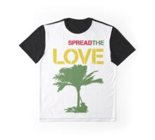 Kenny Chesney Spread the Love Tour 1 Graphic T-Shirt