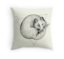 Wildlife Analysis V Throw Pillow