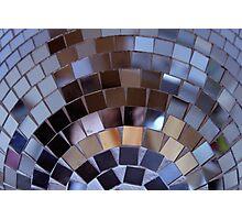 disco ball! Photographic Print