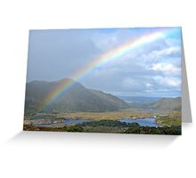 Ladies View - Ring of Kerry - Ireland Greeting Card