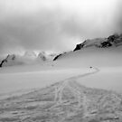 Vallee Blanche  by geophotographic