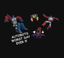AUTOBOTS WORST DAY EVER !!! by iiincomiing