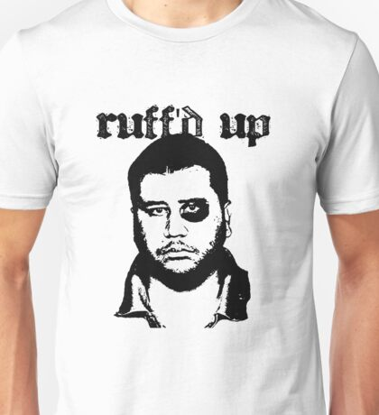 George Zimmerman - Roughed Up (2) Unisex T-Shirt