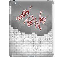 The wall iPad Case/Skin