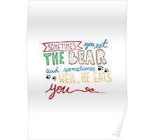 Sometimes... (Paper) Poster