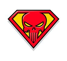 Super Punisher Logo by jarodface