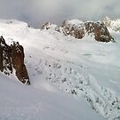 Vallee Blanche III by geophotographic