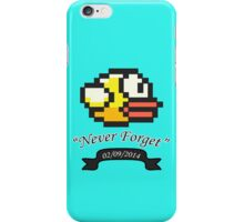 R.I.P. Flappy Bird iPhone Case/Skin