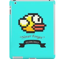 R.I.P. Flappy Bird iPad Case/Skin