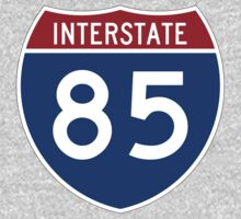 Interstate 85 by cadellin