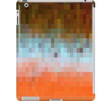 Nature Pixels iPad Case/Skin
