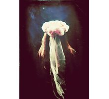 Vintage Bride Photographic Print