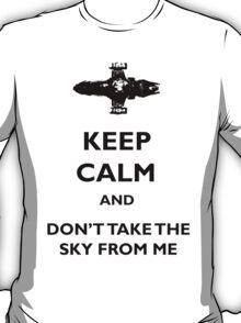 Keep Calm Firefly - Serenity T-Shirt