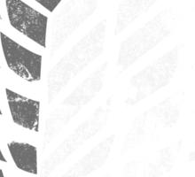 Attack On Titan - Survey Corps Logo (Grey Grunge ) Sticker