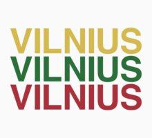 VILNIUS by eyesblau