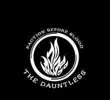 Divergent - The Dauntless by Lunil