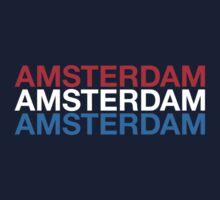 AMSTERDAM by eyesblau