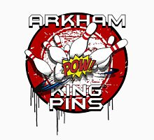Arkham King Pins - Bowling Team T-shirt Men's Baseball ¾ T-Shirt