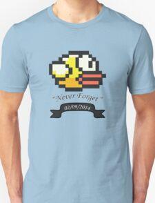 R.I.P. Flappy Bird Unisex T-Shirt