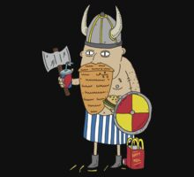 Fast Food Viking by Nathan Dirienzo
