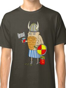 Fast Food Viking Classic T-Shirt