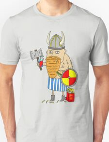 Fast Food Viking T-Shirt