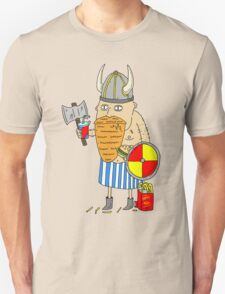 Fast Food Viking T-Shirt