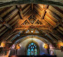The Hidden Chapel v2 by Ian Mitchell