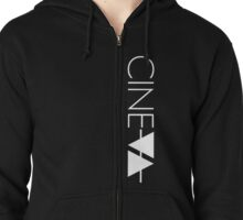 CINEVA zip hoodie Zipped Hoodie