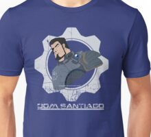 Gears of  War Dom Santiago Unisex T-Shirt