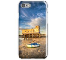 The Lifeboat v iPhone Case/Skin