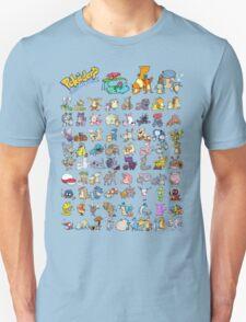 Gotta' Derp 'em all! T-Shirt